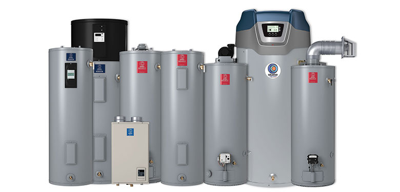 State Conventional water heaters are efficient and reliable water heating systems