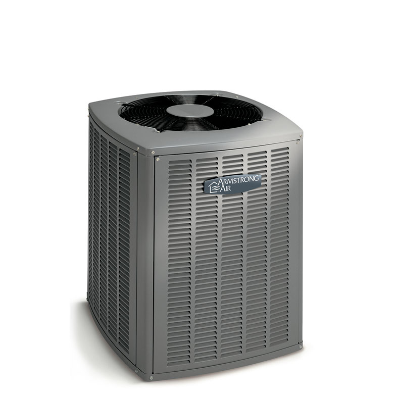 Armstrong Air Heat Pumps are efficient and reliable in our region! Enjoy year round comfort!